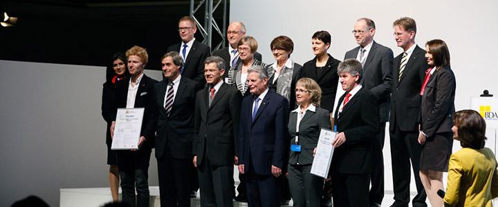 Arbeitgeberpreis 2013